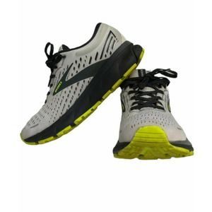 Brooks Ghost 13 Lime Women's Running Shoe 6.5